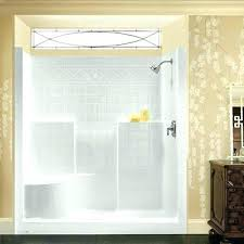 stall shower replacement shower stalls with doors kits with base wall combination shower stall doors replacement