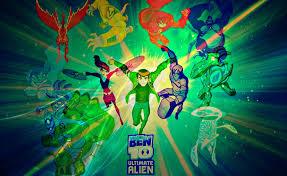 ben 10 ultimate alien wallpaper by cosmicblaster97 on deviantart