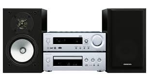 onkyo bookshelf stereo system. cs-n1075 compact hi-fi system. sound for a seachange onkyo bookshelf stereo system 1