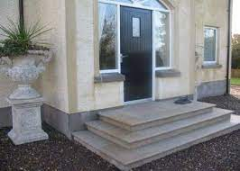 front door steps ideas stairs entrance