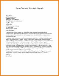 Sample Human Resources Cover Letters Hr Assistant Cover Letters Best Letter For Human Resources