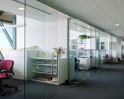 office sliding door. Sliding Glass Doors Grow In Popularity As Office Fronts Door