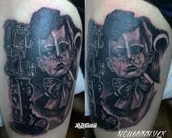 татуировки на голове Rustattooru екатеринбург
