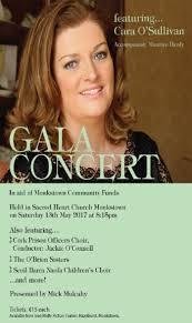 Cara O'Sullivan in concert Sat 13 May, tickets now online