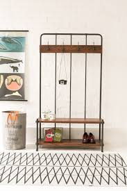 Coat Rack Solutions Hallway Furniture Brings Storage Solutions With Industrial Coat Rack 19