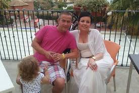 Young parents diagnosed with terminal cancer both given months to.