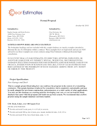Sample Formal Report 10 Example Of A Business Report Layout Ismbauer
