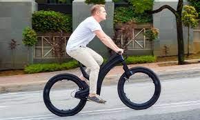 Beno Reevo - xe đạp điện không trục giá 2.000 USD - VnExpress