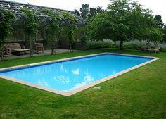 Rectangle pool Gunite Pool Rectangular Pool Set In Grass Square Pool Rectangle Pool Simple Pool Pool Shapes Pinterest 92 Best Rectangular Pool Images Rectangle Pool Rectangular Pool