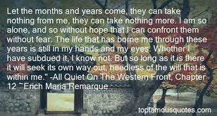Hope In All Quiet On The Western Front Quotes Best 40 Famous Quotes Adorable All Quiet On The Western Front Quotes