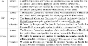 English To Brazilian Example Of An English Sentence Translated To Brazilian