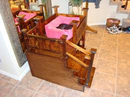 Dog Beds With Stairs