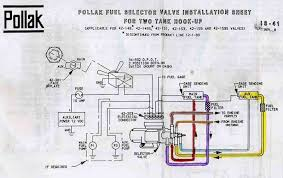 pollak fuel selector valve wiring diagram wirdig 94 ford f250 wiring diagram wiring diagram photos for help your