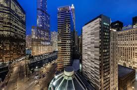 hilton garden inn architect grec architects chicago il usa hospitality new construction modern