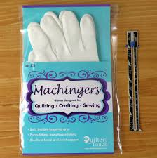 Machingers Quilting Gloves | Amy's Quilting Adventures & Machingers Quilting Gloves Adamdwight.com
