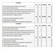 Sample Client Satisfaction Survey Satisfaction Survey Template 100 Free Sample Example Format 1