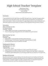Sample Resumes Example With Proper Formatting Resume Com Template