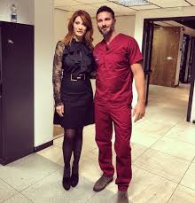Milena Miconi e il Dr Gabriele Benedetti ospiti della ...