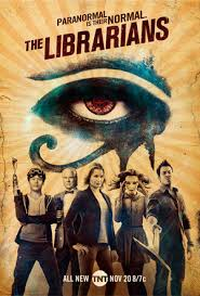 The Librarians Temporada 3 audio español
