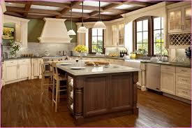 white painted glazed kitchen cabinets. Antique White Kitchen Cabinets With Chocolate Glaze Home Design Painted Glazed