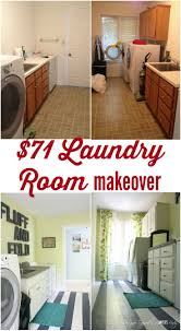 7100 Diy Laundry Room Makeover Thrifty Makeover Tips