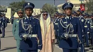 حفل تخريج دفعتي المرشحين والجامعيين الـ27 والجامعيات الـ11 من كلية الشرطة  في ابوظبي - YouTube