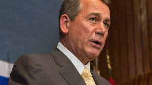 John boehner quit because he was going to get fired. Rep John Boehner Elected To Third Term As Speaker In Tense Vote Whnt Com