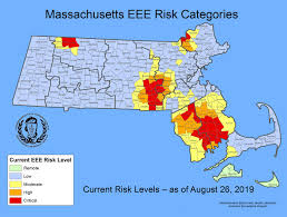 State Officials Elevate Eee Risk For Methuen To Critical
