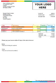 Amazing Blog Invoices Looking Invoiceberry