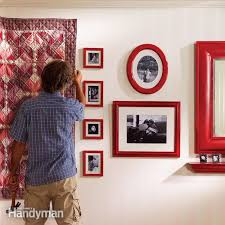 with these four techniques you can hang just about anything on your walls and keep it there