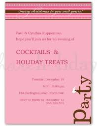 Christmas Party Invitation Sample Leyme Carpentersdaughter Co