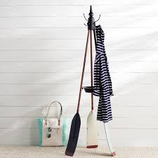 Boat Oar Coat Rack Amazing Beachcrest Home Dockside Oar Coat Rack Reviews Wayfair