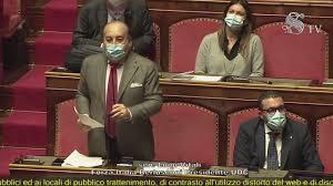 Senatori Forza Italia - Dichiarazione di voto del Senatore Luigi Vitali |  18/12/20