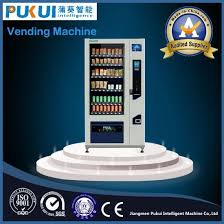 Smart Snacks Vending Machines Mesmerizing China Smart Drink And Snack Vending Machine With 48Inch Touch Screen