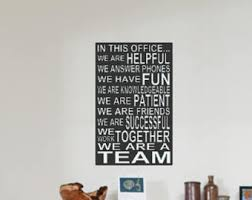 wall decor for office. Office Decor - Wall Art Singage In This For F