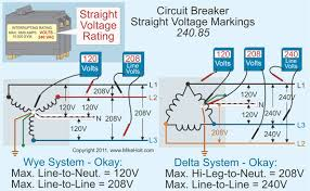 120 208 volt wiring diagram facbooik com 208v 3 Phase Wiring Diagram stumped by the code? requirements for slash versus straight 208v 3 phase motor wiring diagram