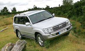 2003 Toyota Land Cruiser Amazon Station Wagon Review 2002 - 2006 ...