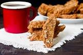 apples and oats biscotti