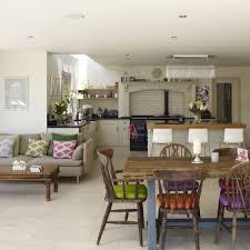 Open-plan kitchen design ideas | Ideal Home