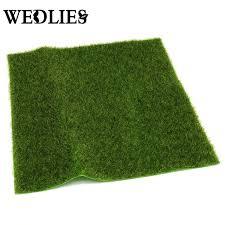 garden mat. Fine Garden Realistic Simulation Grass Mat Green Artificial Lawns 30x30cm Small Turf  Carpets Fake Sod Home Garden Moss And