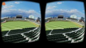 Chicago Cubs Virtual Reality See Vr Views Of Wrigley Field