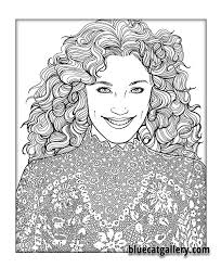 color me beautiful women of the world coloring book ireland