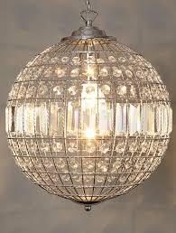 large sphere chandelier modern glass ball chandelier modern interior design ideas