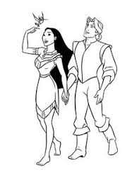 Small Picture Pocahontas Coloring Page Disney coloring pages Pinterest
