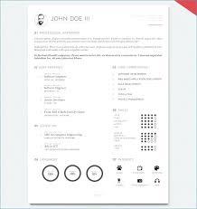 Minimalist Resume Template Free Download Best of Minimalist Resume Template Free Elegant Resume Templates Modern
