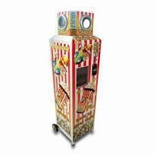Popcorn Vending Machine Interesting Popcorn Vending Machine With Attractive And Elegant Design Small