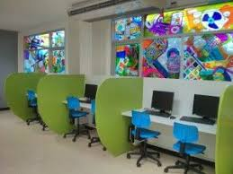 Computer Lab Furniture  Smith SystemSchool Computer Room Design