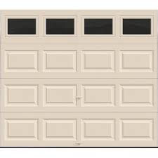clopay classic collection 8 ft x 7 ft 12 9 r value intellicore insulated