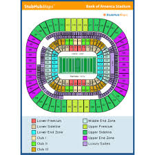 Bank Of America Stadium Events And Concerts In Charlotte
