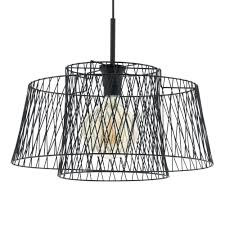 wire cage pendant light. Allerby LED Black Wire Cage Pendant Light R